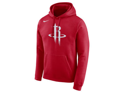 Houston Rockets Nike NBA Men's Essential Logo Pullover Hoodie