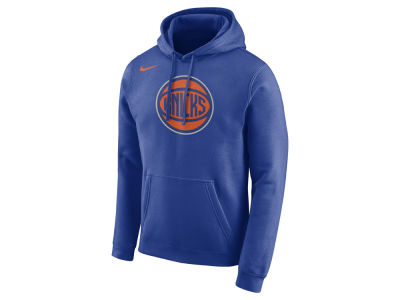 New York Knicks Nike NBA Men's Essential Logo Pullover Hoodie