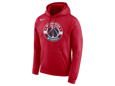 Washington Wizards Nike NBA Men's Essential Logo Pullover Hoodie