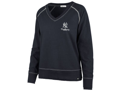 New York Yankees '47 MLB Women's Dakota Jumper Pullover Sweatshirt