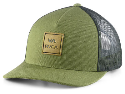 RVCA All the Way Curve Trucker Cap