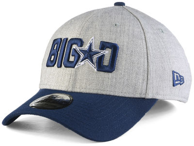 f4ae80b5efd Dallas Cowboys New Era 2018 NFL Draft 39THIRTY Cap