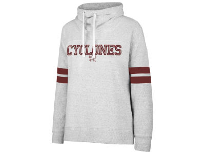 Iowa State Cyclones '47 NCAA Women's Offsides Funnel Neck Sweatshirt