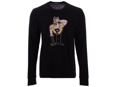 Purdue Boilermakers '47 NCAA Men's Knockout Fieldhouse Long Sleeve T-Shirt