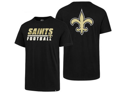 New Orleans Saints '47 NFL Men's Fade Back Super Rival T-Shirt