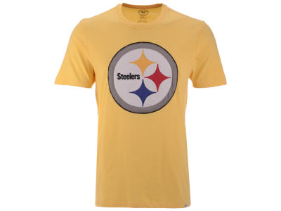 Pittsburgh Steelers '47 NFL Men's Knockout Fieldhouse T-Shirt