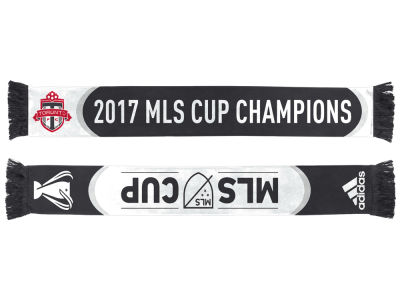 Toronto FC adidas 2017 MLS Cup Champ Scarf