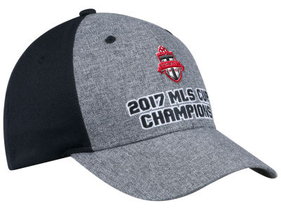 Chapeau MLS réglable de champion de 2017 tasses