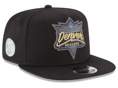 Denver Nuggets New Era NBA Retro Showtime 9FIFTY Snapback Cap