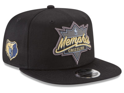 Memphis Grizzlies New Era NBA Retro Showtime 9FIFTY Snapback Cap