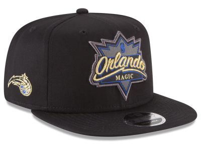 Orlando Magic New Era NBA Retro Showtime 9FIFTY Snapback Cap