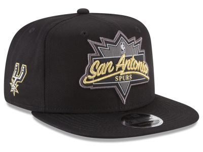 San Antonio Spurs New Era NBA Retro Showtime 9FIFTY Snapback Cap