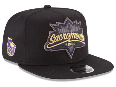 Sacramento Kings New Era NBA Retro Showtime 9FIFTY Snapback Cap