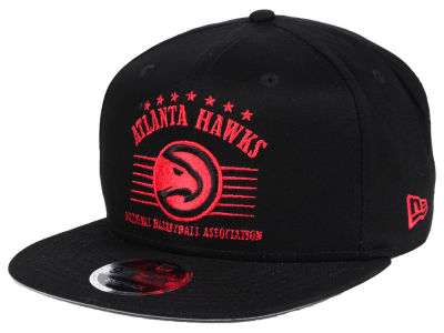 Atlanta Hawks New Era NBA Retro Arch 9FIFTY Snapback Cap