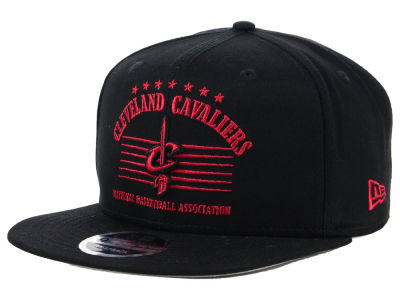 Cleveland Cavaliers New Era NBA Retro Arch 9FIFTY Snapback Cap