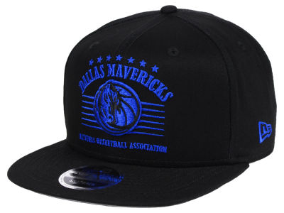 Dallas Mavericks New Era NBA Retro Arch 9FIFTY Snapback Cap