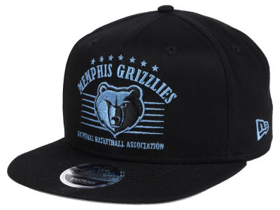 Memphis Grizzlies New Era NBA Retro Arch 9FIFTY Snapback Cap