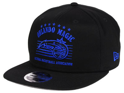 Orlando Magic New Era NBA Retro Arch 9FIFTY Snapback Cap