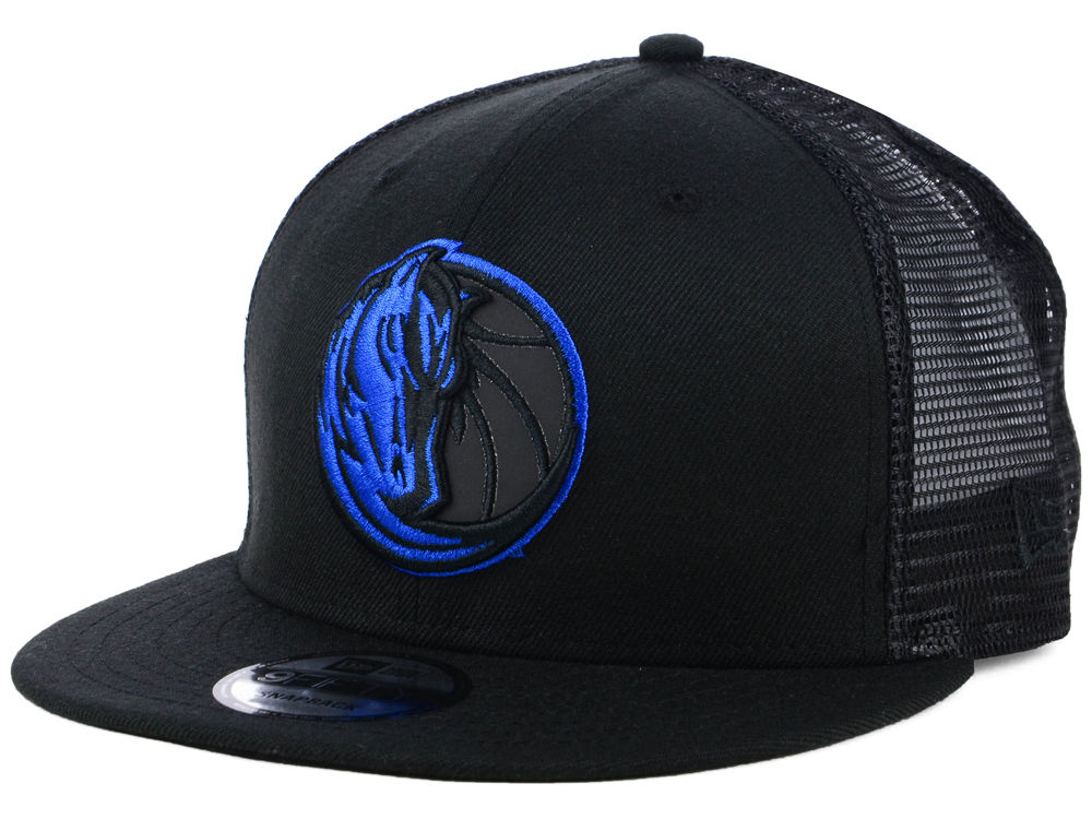 factory price 8eab2 1abd5 spain dallas mavericks new era nba reflect trucker 9fifty snapback cap  c476c b200b