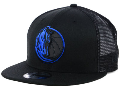Dallas Mavericks New Era NBA Reflect Trucker 9FIFTY Snapback Cap