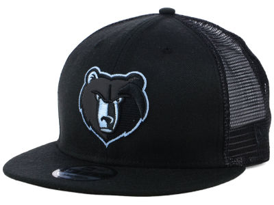 Memphis Grizzlies New Era NBA Reflect Trucker 9FIFTY Snapback Cap