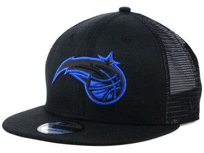 Orlando Magic New Era NBA Reflect Trucker 9FIFTY Snapback Cap