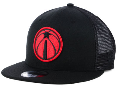 Washington Wizards New Era NBA Reflect Trucker 9FIFTY Snapback Cap
