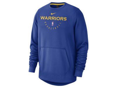 Golden State Warriors Nike NBA Men's Spotlight Crew Sweatshirt