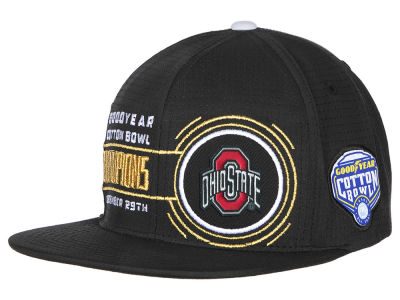 Ohio State Buckeyes DCM 2017 NCAA Cotton Bowl Champ Snapback Cap