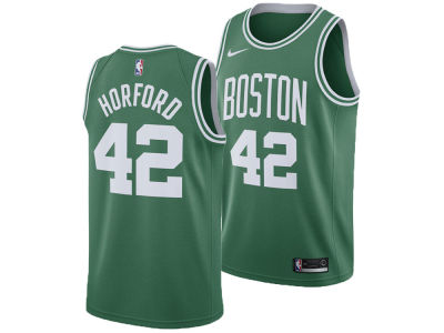Boston Celtics Al Horford Nike NBA Men's Icon Swingman Jersey