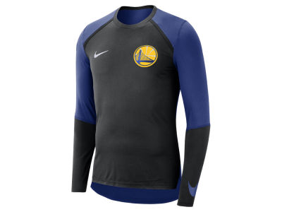 Golden State Warriors Nike NBA Men's Dry Long Sleeve T-shirt