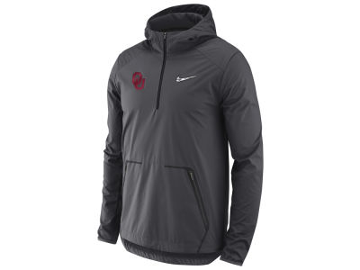 Oklahoma Sooners Nike 2018 NCAA Men's College Football Playoff Alpha Shield Jacket