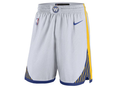 Golden State Warriors Nike NBA Men's Association Swingman Shorts