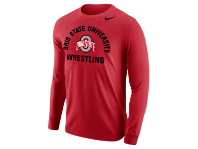 NCAA Men's Core Wrestling Long Sleeve T-Shirt