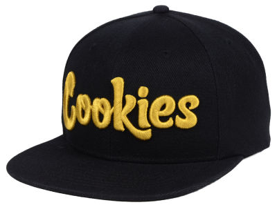 Cookies Gold Thin Mint Snapback Cap