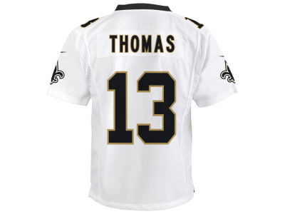New Orleans Saints Michael Thomas Nike NFL Youth Game Jersey