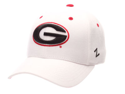 Georgia Bulldogs Zephyr NCAA DH Fitted Cap