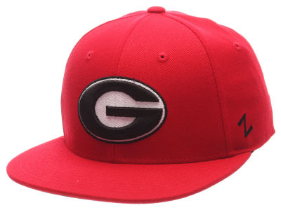 Georgia Bulldogs Zephyr NCAA Mid Fitted Cap