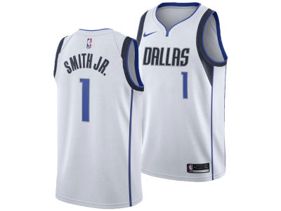Dallas Mavericks Dennis Smith Nike NBA Men's Association Swingman Jersey