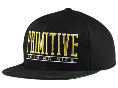 Primitive Apparel Drop Out Snapback Cap
