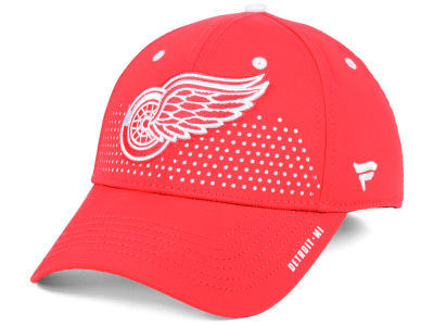 Detroit Red Wings 2018 NHL Draft Structured Flex Cap