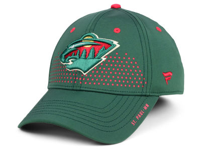 Minnesota Wild 2018 NHL Draft Structured Flex Cap