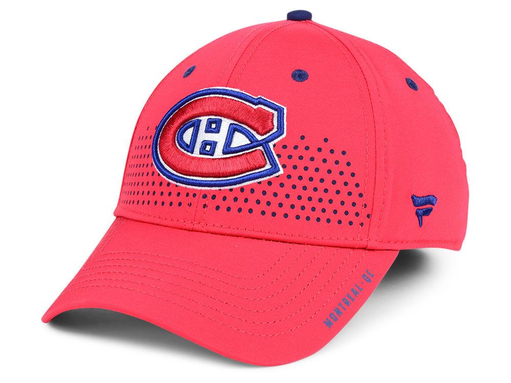 Montreal Canadiens 2018 NHL Draft Structured Flex Cap  5f344c88899