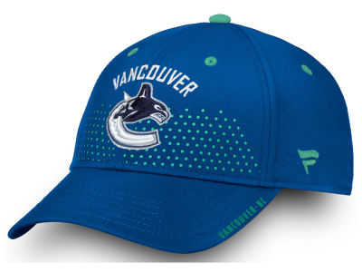Vancouver Canucks 2018 NHL Draft Structured Flex Cap