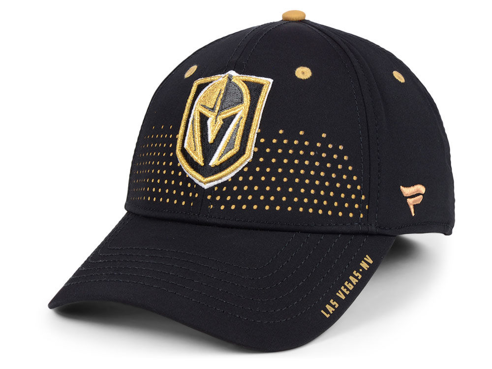 b383926ad8b Vegas Golden Knights NHL 2018 NHL Draft Structured Flex Cap