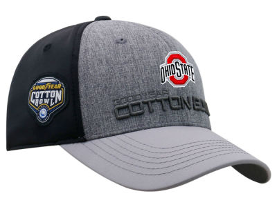 Ohio State Buckeyes Top of the World NCAA New Year's Six Bowl Flex Cap