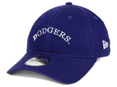 Los Angeles Dodgers New Era MLB Women's Team Stated 2.0 9TWENTY Cap