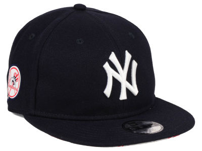 New York Yankees New Era MLB Youth Mascot Flipped 9FIFTY Snapback Cap
