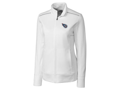 Tennessee Titans Cutter & Buck NFL Women's CB WeatherTec Ridge Full Zip