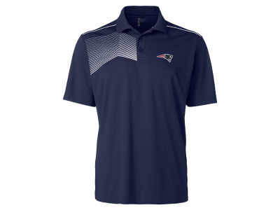 New England Patriots Cutter & Buck NFL Men's Glen Acres Polo
